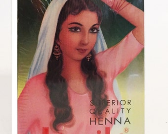 BAQ Jamila Henna Powder Summer 2015 crop