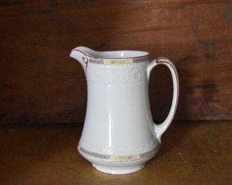 Alfred Meakin Pitcher - Small Pitcher - Farmhouse Style