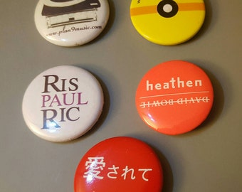 5 - Vintage Mini Buttons - FREE SHIPPING!!!!!