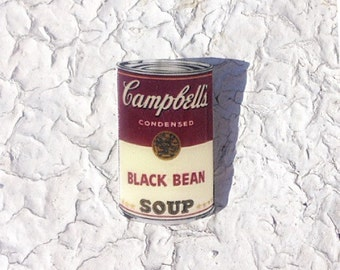 Campbell's Soup Can Pin
