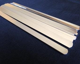 14 Gauge - Aluminum Cuffs, Aluminum Bracelet Blanks, Stamping Blanks, Cuff Blanks, Bracelet Blanks, Aluminum Blanks, Stamping Blanks Co.