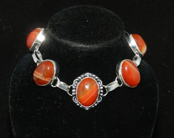 FT916 Agate Stone Bracelet