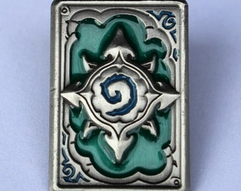 "Hearthstone Pin ""Icecrown"""