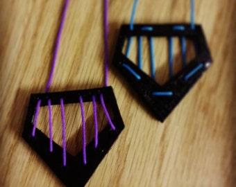 3d Printed Pendant
