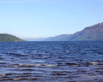 Loch Ness - High Quality Photo Print