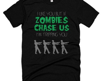 zombie sarcasm T-shirt