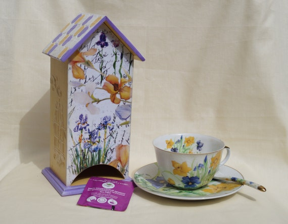 wooden tea bags holder spring tea house box wooden tea box tea. Black Bedroom Furniture Sets. Home Design Ideas