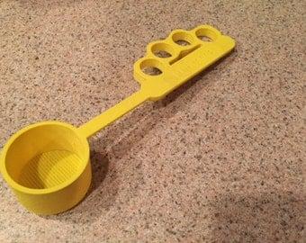 3D printed Nuckle Duster Protein Scoop