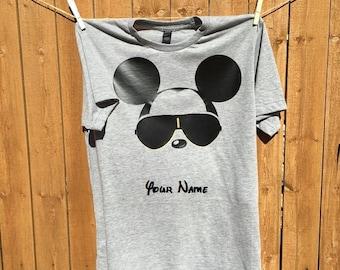 Mickey Mouse t-shirt  shortsleeve