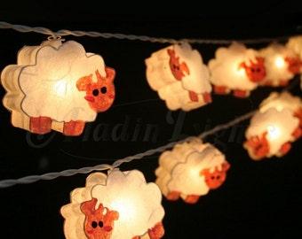 Sheep...very very CUTE String Lights
