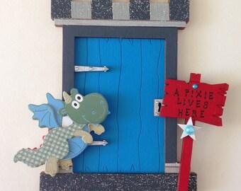 Knights Castle Pixie Fairy Door