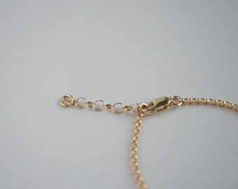 Necklace or Bracelet 2 inch extender