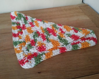 Crochet Wash Cloth, Hand Made