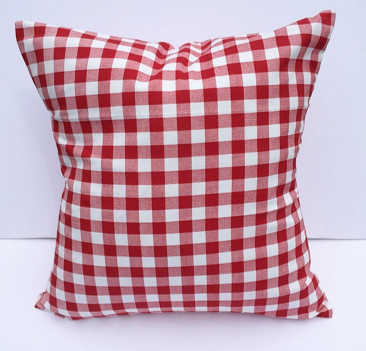 Decorative Pillow Cover Mcqueen Red Multi : Decorative pillow throw pillow cover accent pillow cover red