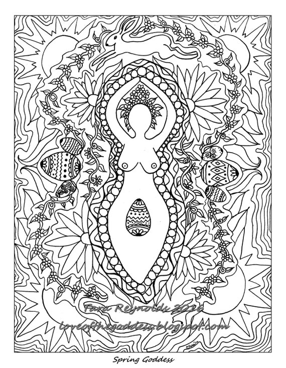 coloring book page printable coloring pages ostara goddess coloring pages of hindu gods and goddesses coloring pages of goddess durga