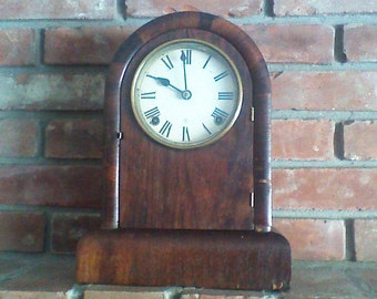 Antique William Gilbert Mantle/Shelf Clock