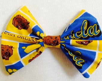 UCLA Bruins Hair Bow