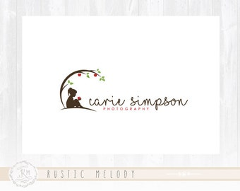 Children Logo Photography Logo Design Girl Logo Boutique Logo Tree Logo Farm Logo Design Watermark