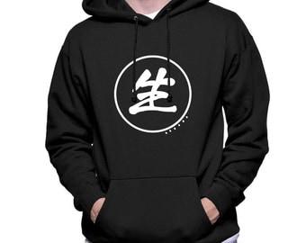 Black Butler Reaper Symbol Kuroshitsuji printed on Unisex Hoodie Sweatshirt