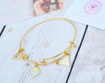 Geometric - Geometric Bracelet - Sacred Geometry - Geometric Jewelry - Geometry Bracelet - Sacred Geometry Jewelry  Sacred Geometry bracelet