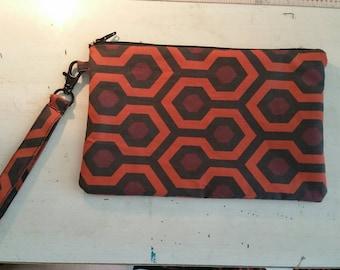 The Overlook Hotel/The Shining Zipper Pouch Handbag Wristlet