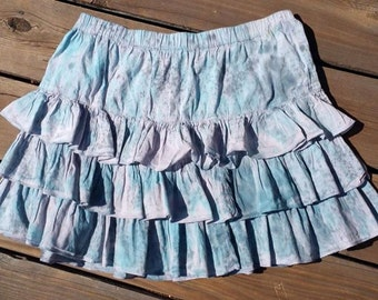 Ice Ruffles Skirt