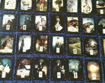 Lenormand Readings