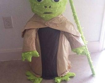 Star Wars Yoda Pinata