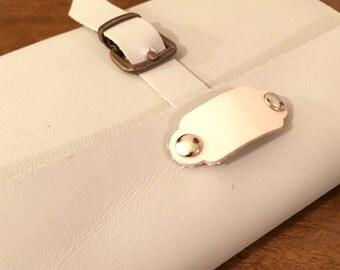 Pocket Leather Journal