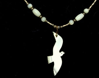 Dove Necklace 117
