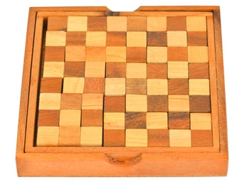 Pento Chess, Pentominoes Chess Puzzle