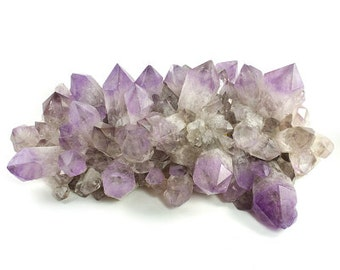 Large Amethyst Cluster (Bolivia #8654) 41.2 Pounds, High Quality Collector Collector Crystal for Decoration, Display, and Healing Energy