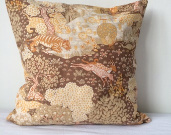 Sanderson cushion cover