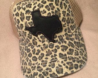 Texas Southern Trucker Hats