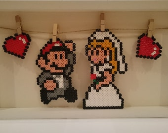 Super Mario Wedding Box