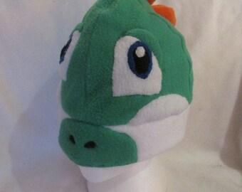 Yoshi fleece hat