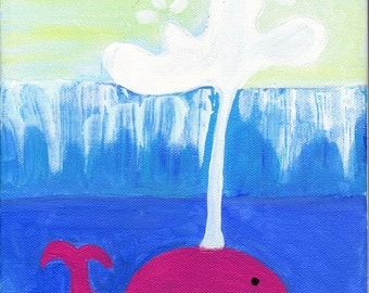The Pink Whale