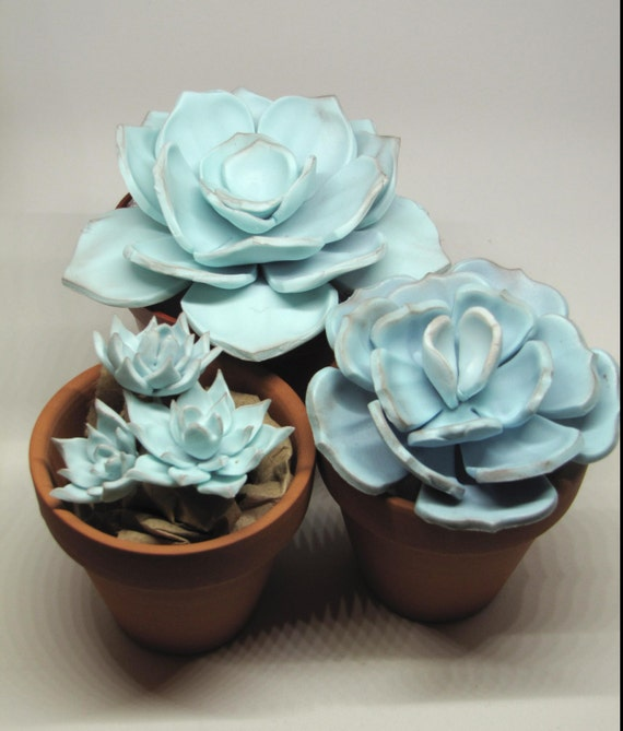 gumpaste flower wedding cake toppers gumpaste succulent small wedding cake topper cake 15024