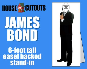 James Bond Stand-In