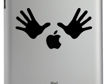 The Hands Stickers Decal for IPhone, IPad, MacbooK