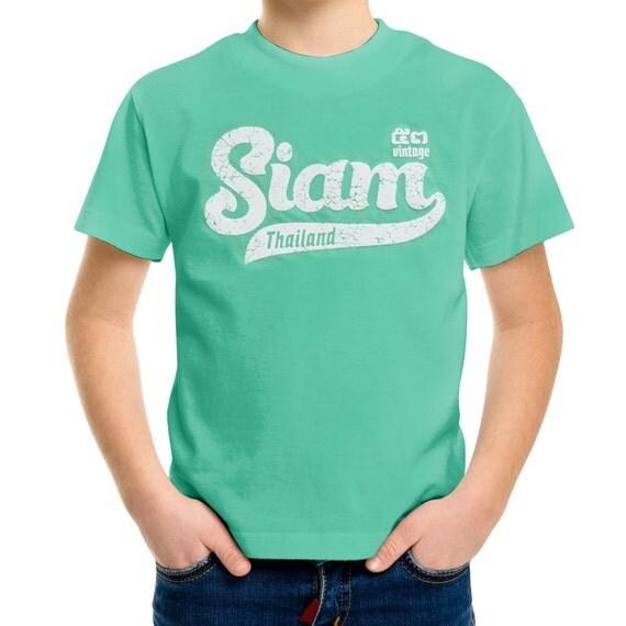 TepThaiTewa : Siam Boys' T-Shirt
