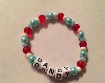 AHS Freak Show Dandy Mott Inspired Bracelet