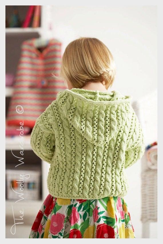 Knitting Inspirations Perth : Knitting pattern jollie jacket from thewoollywardrobe on
