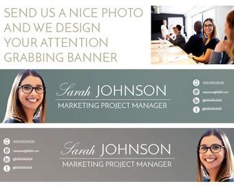 Resume Banner Customization