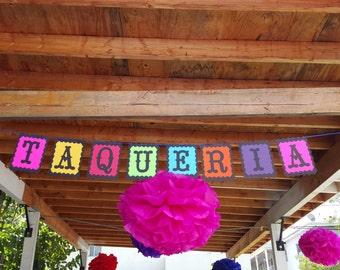 Mexican Fiesta Banner