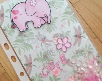 ShakerDashboard Cute Elephant