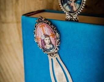 Alice in Wonderland bookmark bookmark