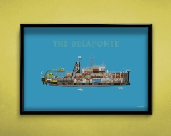 The Life Aquatic - The Belafonte