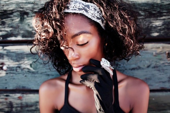 Lace Head Band