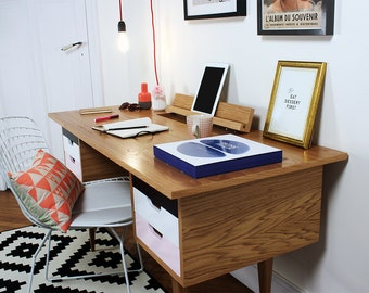 Scandinavian desk OSD